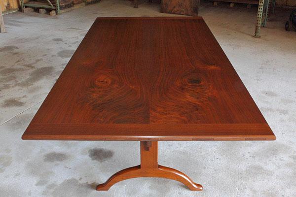 Eric Jacobsen Furniture Maker Shaker Trestle Dining